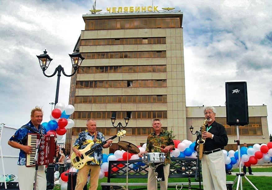 На железнодорожном вокзале Челябинска первого октября состоится событие: «Музыка в сердце города»
