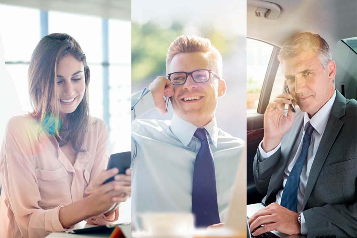 Сотрудники предприятий, пользующиеся корпоративной мобильной связью, могут смело брать с собой в