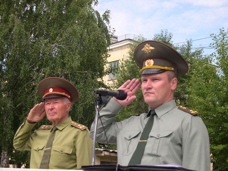 Василий Александрович Максимов – ветеран Великой Отечественной войны - будучи председателем Совет