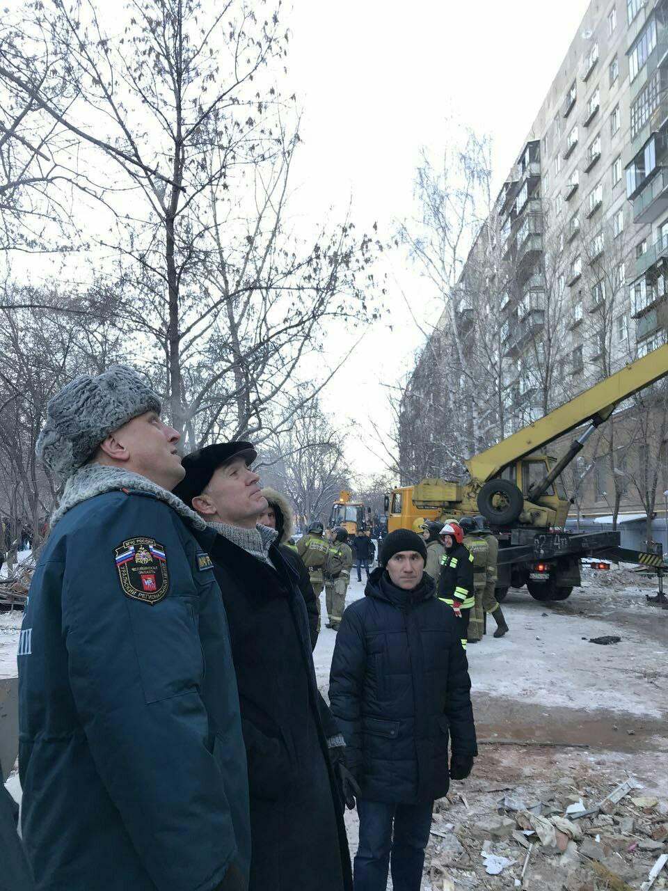 Заместитель губернатор Челябинской области – министр общественной безопасности региона Ол