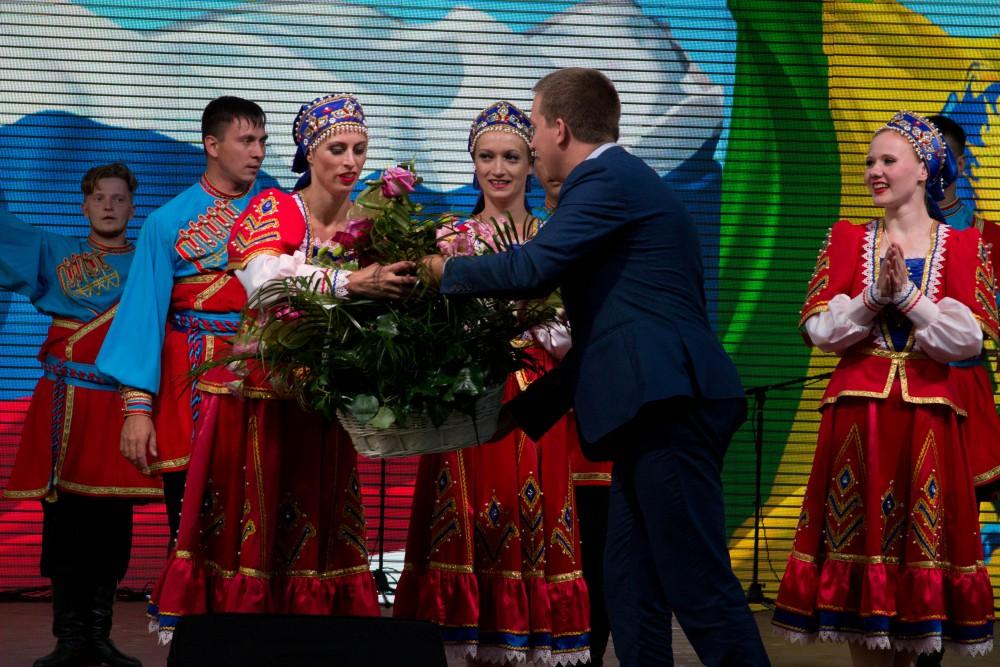 Как сообщает пресс-служба регионального министерства культуры, в фольклорном форуме в болгарском