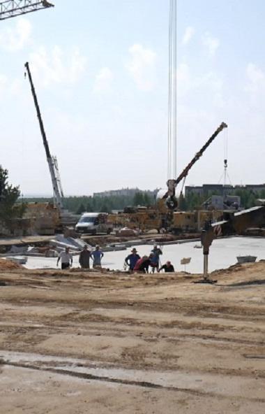 Полицейские Челябинской области провели массовые проверки строительных объектов региона. Она побы