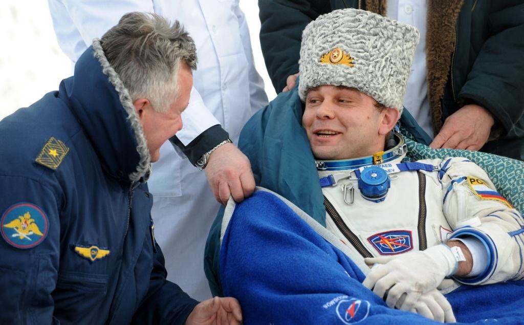 Как сообщили агентству «Урал-пресс-информ» в Роскосмосе, инструктор-космонавт-испытатель Максим С