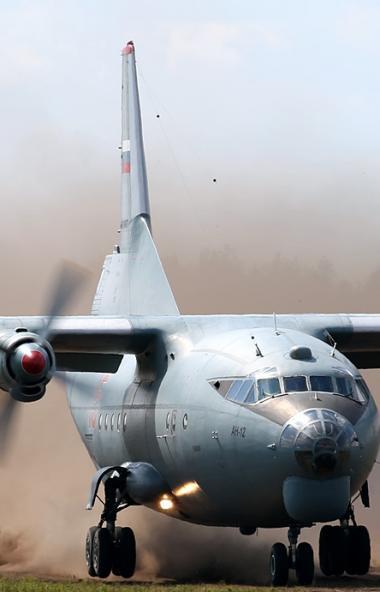 Специальная комиссия Центрального военного округа (ЦВО) установит причины аварийной посадки самол