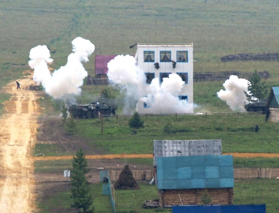 Уже с 2012 года российская армия планирует проводить совместные учения с армией Соединенных Штато