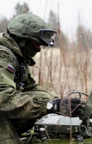 Военнослужащие разведывательных подразделений танковой дивизии Центрального военного округа, отра