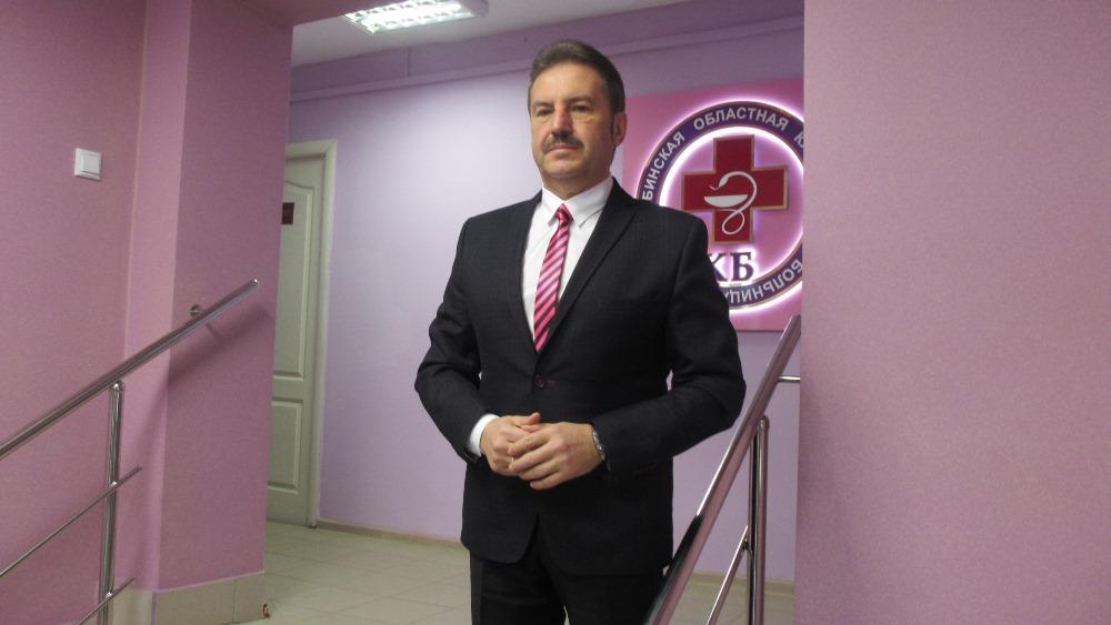 На капитальный ремонт операционных Челябинской областной клинической больницы из регионального бю