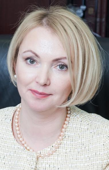 Первый заместитель губернатора Челябинской области Ирина Гехт, министр социальны