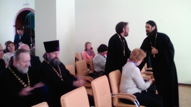 Русская православная церковь продолжает попытки создать некий идеологический альянс с представите