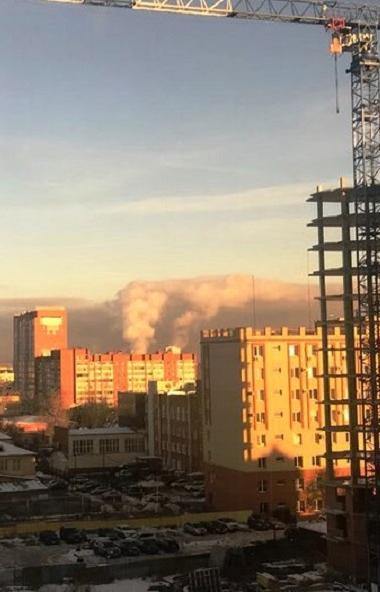 Министр экологии Челябинской области Сергей Лихачев проводит экстренное совещание с промышленника