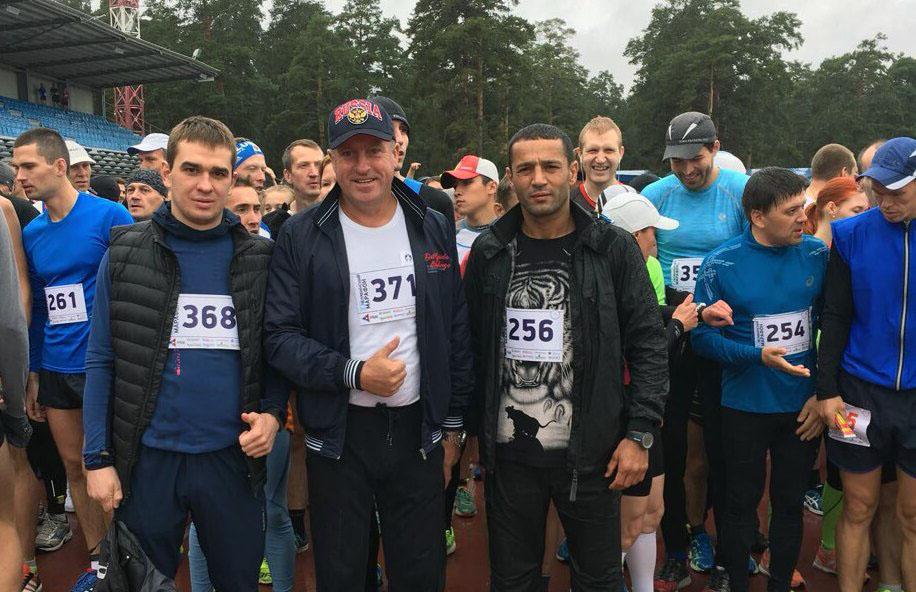 Челябинский марафон из года в год привлекает спортсменов из многих регионов страны, а благодаря п