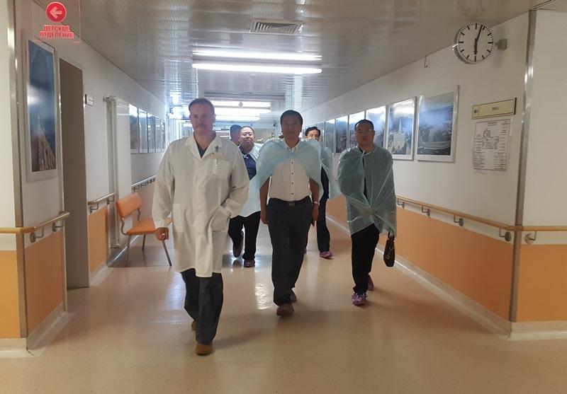 Федеральный центр сердечно-сосудистой хирургии (ФЦССХ) в Челябинске неожиданно оказался вовлеченн