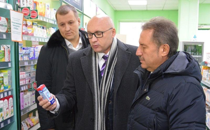 В рейде приняли участие депутат Законодательного Собрания Дмитрий Альтман, куратор партийного про