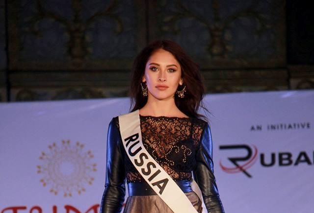 В борьбе за титул «Мисс Супермодель» студентка второго курса факультета журналистики Челябинского