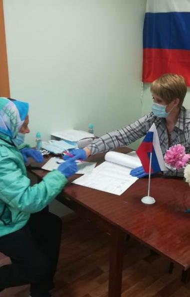 В Челябинской области, как и в остальных регионах России, продолжается голосование за поправки в