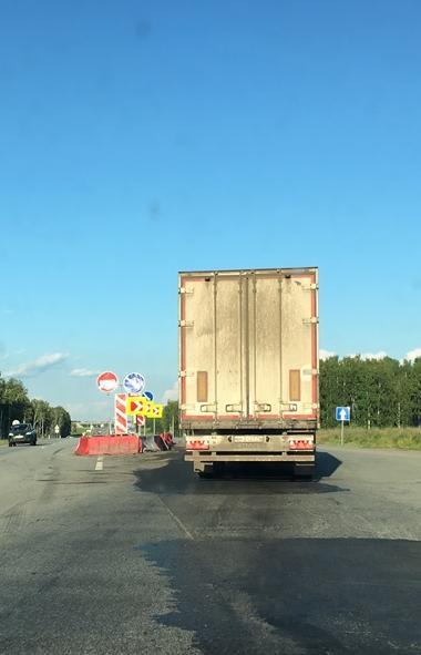 В Челябинской области в ночь с пятого на шестое августа полностью закроют движение по трассе М-5