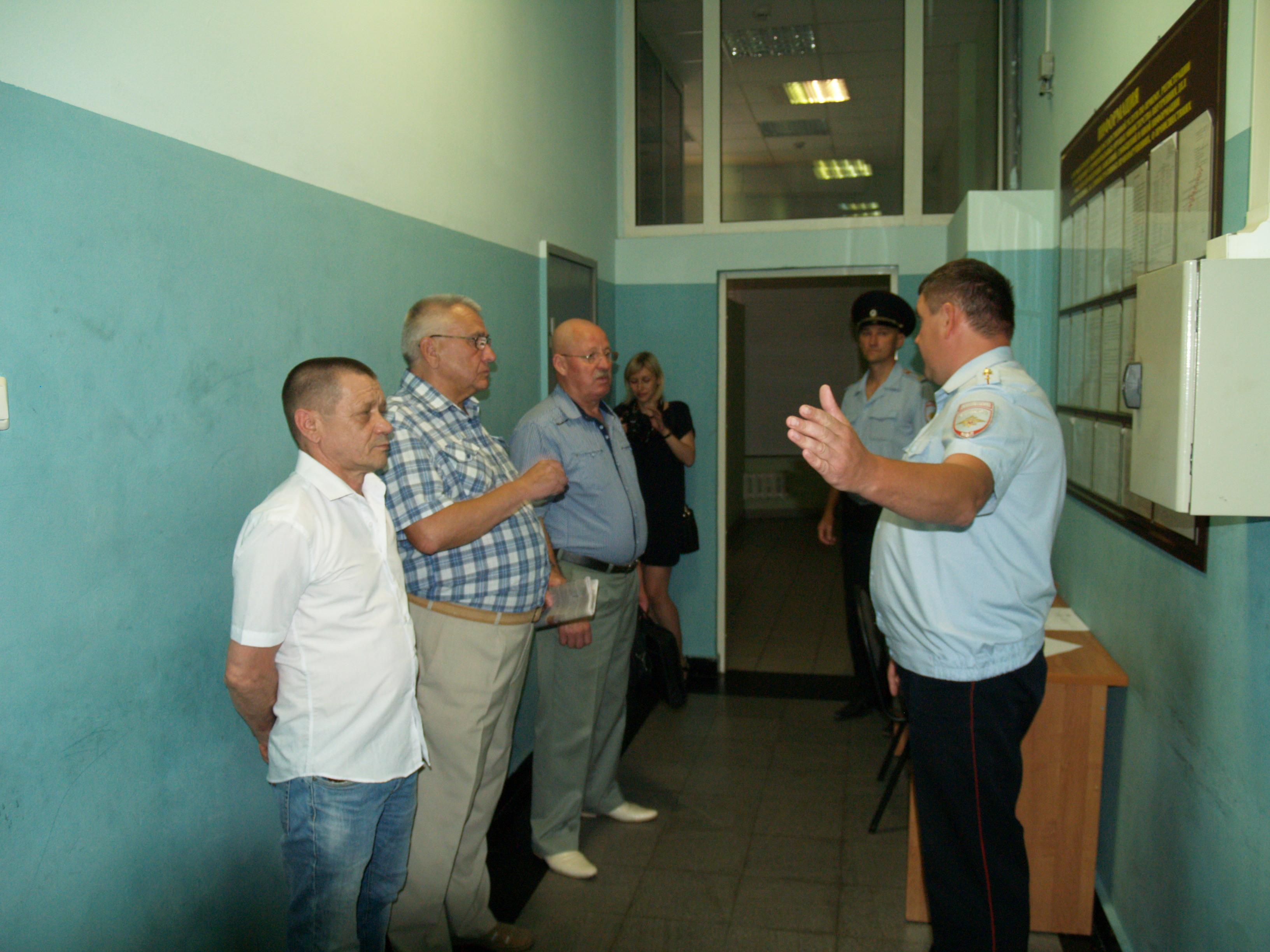 По окончанию рабочей недели, 27 июля, члены Общественной наблюдательной комиссии Челябинской обла