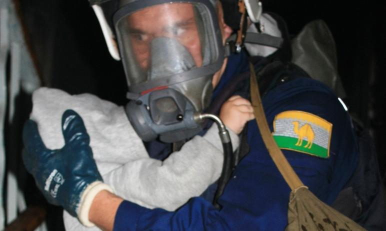 Сегодня, 1 декабря, в Копейске из детского сада пришлось эвакуировать 110 детей. Причиной стало к