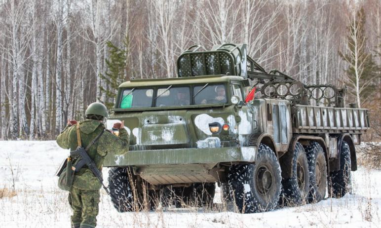 В Челябинской области, на межвидовом полигоне, откроет боевую стрельбу соединение реактивной арти