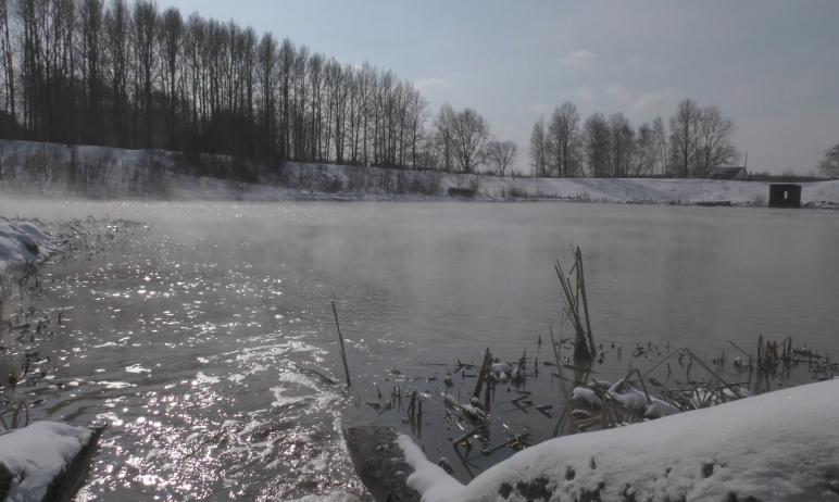 В Челябинске на реке Миасс обнаружили 40 точек, по которым ливневая канализация или другие стоки