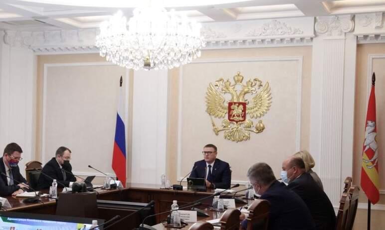Губернатор Челябинской области Алексей Текслер поручил главам муниципальных обра