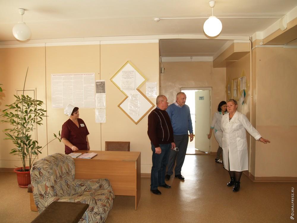 Прославившаяся Магнитогорская психоневрологическая больница №5, похоже, потеряла своего главного