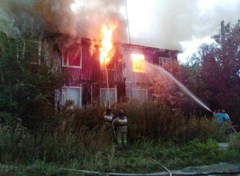 Как сообщила агентству «Урал-пресс-информ» пресс-секретарь противопожарной службы Челябинской обл