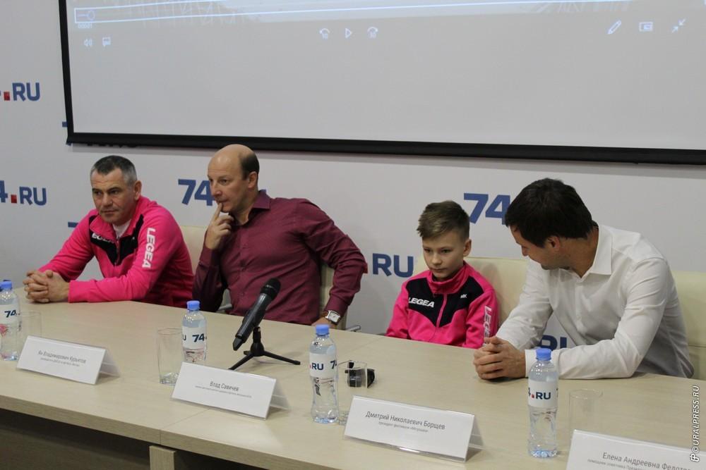 На Южном Урале завершился фестиваль детского дворового футбола «Метрошка-2018». Победителями фест