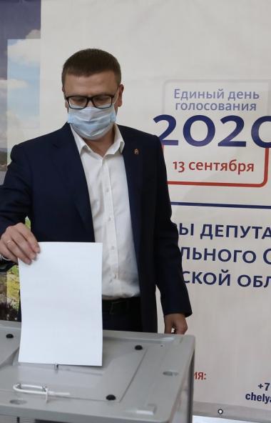 В пятницу, 11 сентября, в Челябинской области стартовало досрочное голосование на выборах депутат