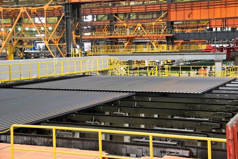 Челябинский металлургический комбинат (ПАО «ЧМК», входит в Группу «Мечел») отгрузил 2 млн тонн п