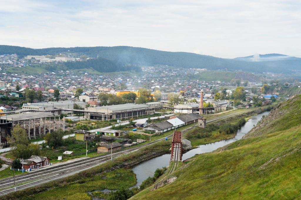 В Катав-Ивановском районе (Челябинская область), оказавшемся пятого сентября в эпицентре землетря