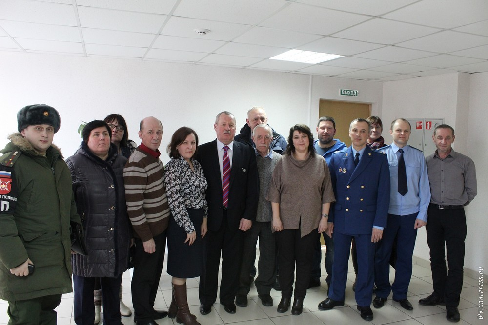 Общественная наблюдательная комиссия Челябинской области подвела итоги работы за 2018 год. В поне