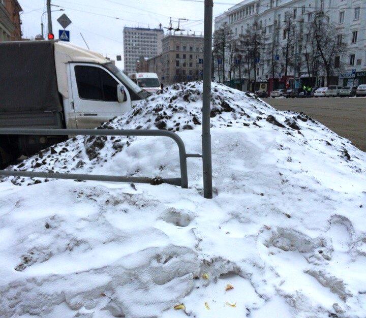 Челябинская природоохранная прокуратура потребовала от главы города Владимира Елистратова