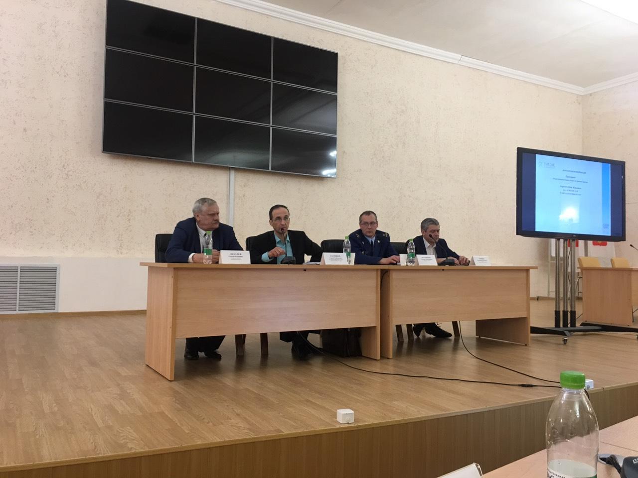 В Миассе (Челябинская область) обсудили актуальные экологические вопросы. Участники встречи говор