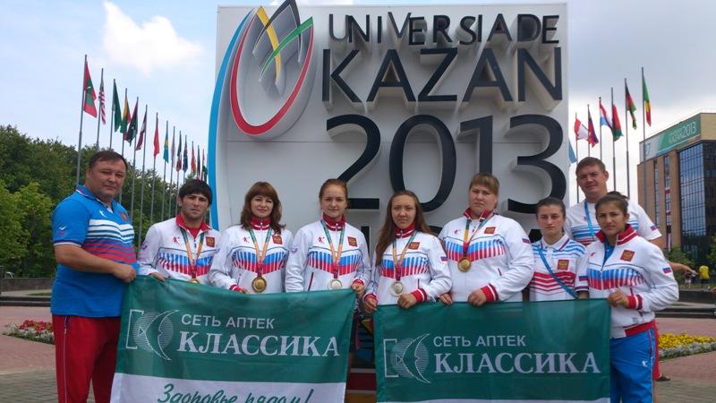 XXVII Всемирная летняя Универсиада в Казани вошла в историю. По итогам соревнований сборная Росси