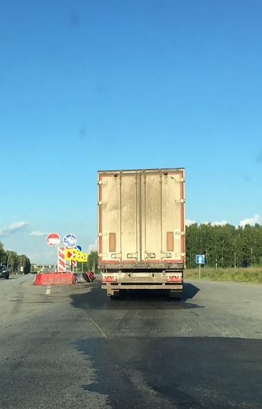 В Челябинской области с 15 апреля будет ограничено движение по автомобильным дорогам общего польз