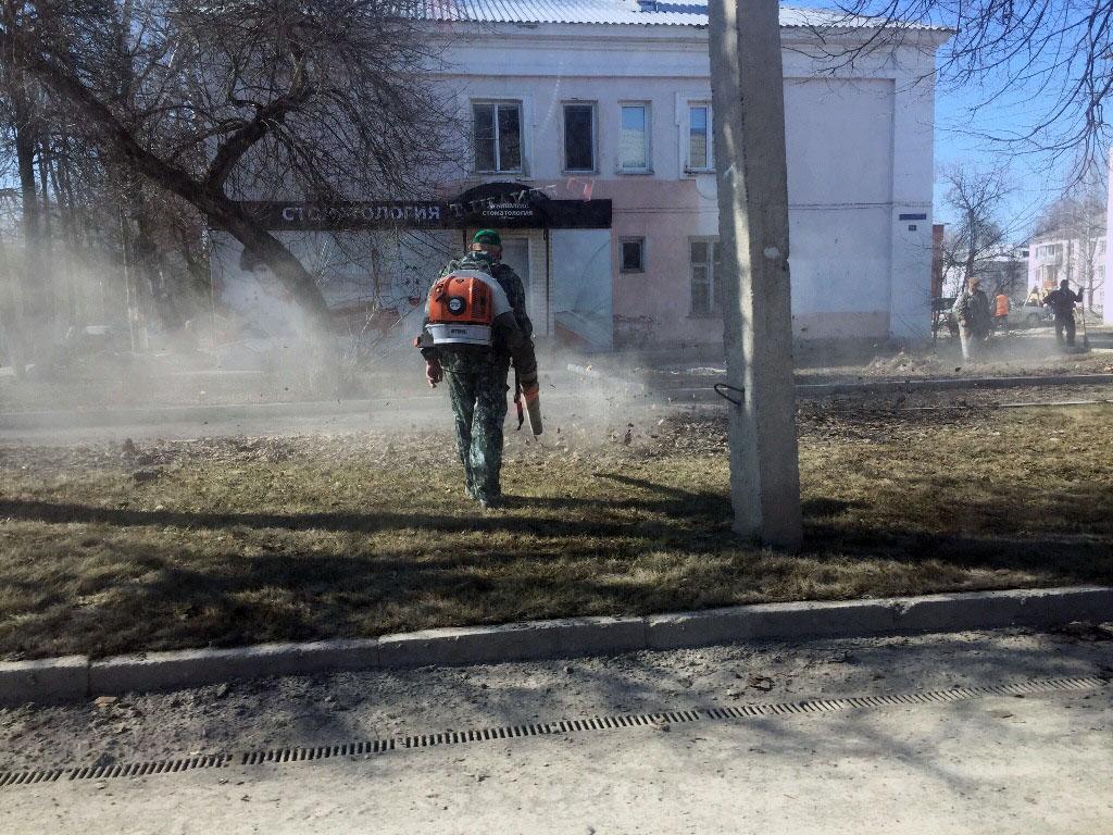Грязевым облаком накрыло Ашу (Челябинская область). Всему виной коммунальщики, которые принялись