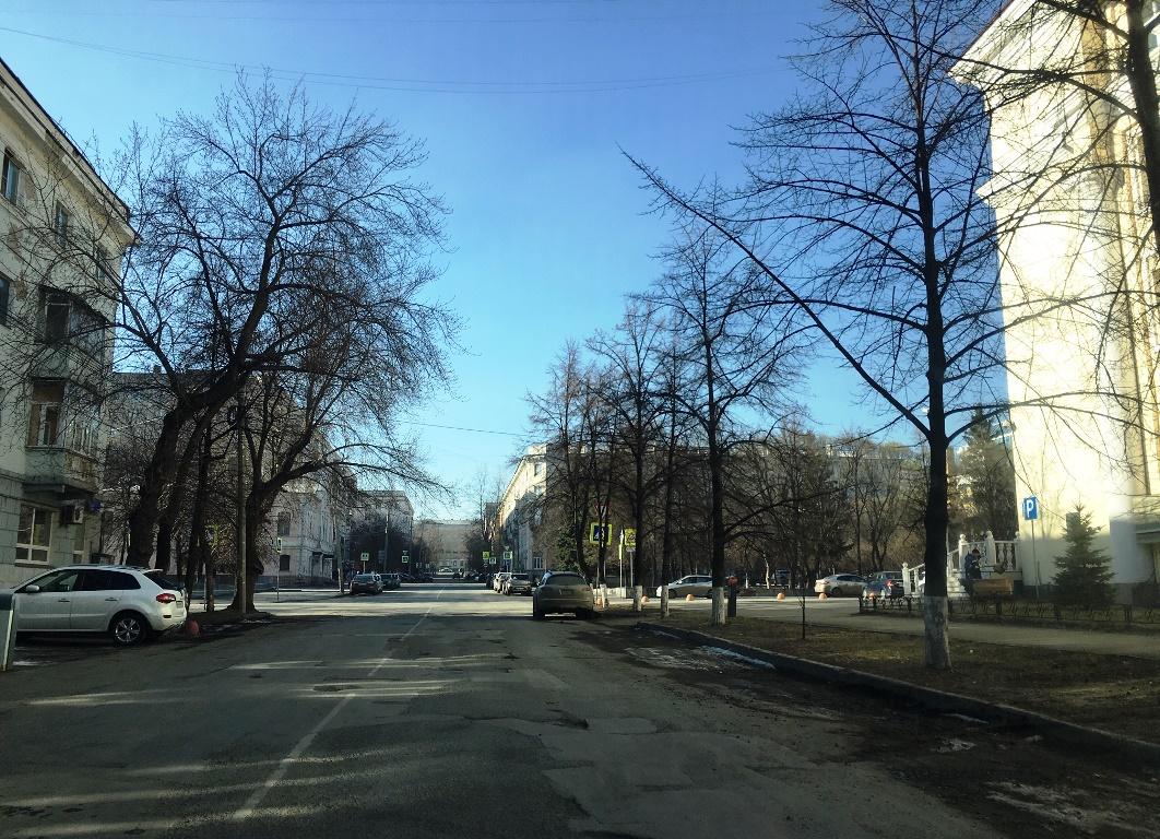 В Челябинске сегодня, 19 апреля, движение по улицам Советской и Пушкина станет односторонним. Реч