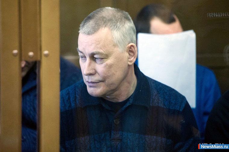 Московский областной суд объявил перерыв в уголовном деле экс-главы Миасса Виктора Ардабьевского,