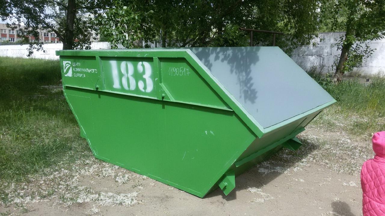 В Миассе (Челябинская область) стабилизируется ситуация с вывозом твердых коммунальных отходов. Р