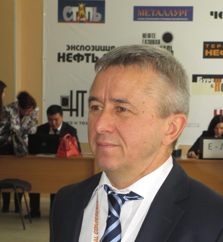 Выступая перед гостями форума, управляющий директор Челябинского трубопрокатного завода Валентин
