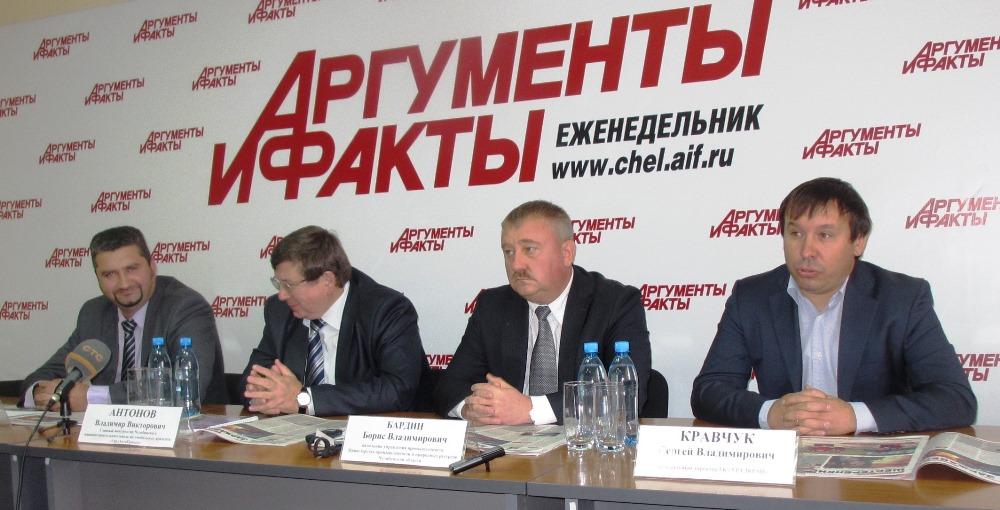 Машиностроители Челябинской области готовы включиться в федеральную программу по импортозамещению