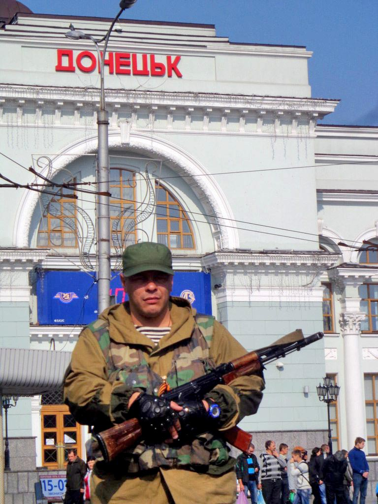 Как сообщил агентству «Урал-пресс-информ» Александр Негребецких с позывным «Урал», с мая руководс