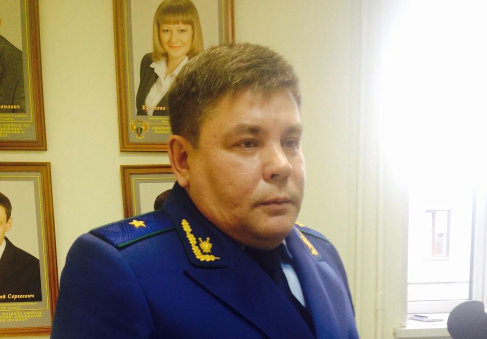 Как сообщили агентству «Урал-пресс-информ» в пресс-службе ведомства, прокурором области Але