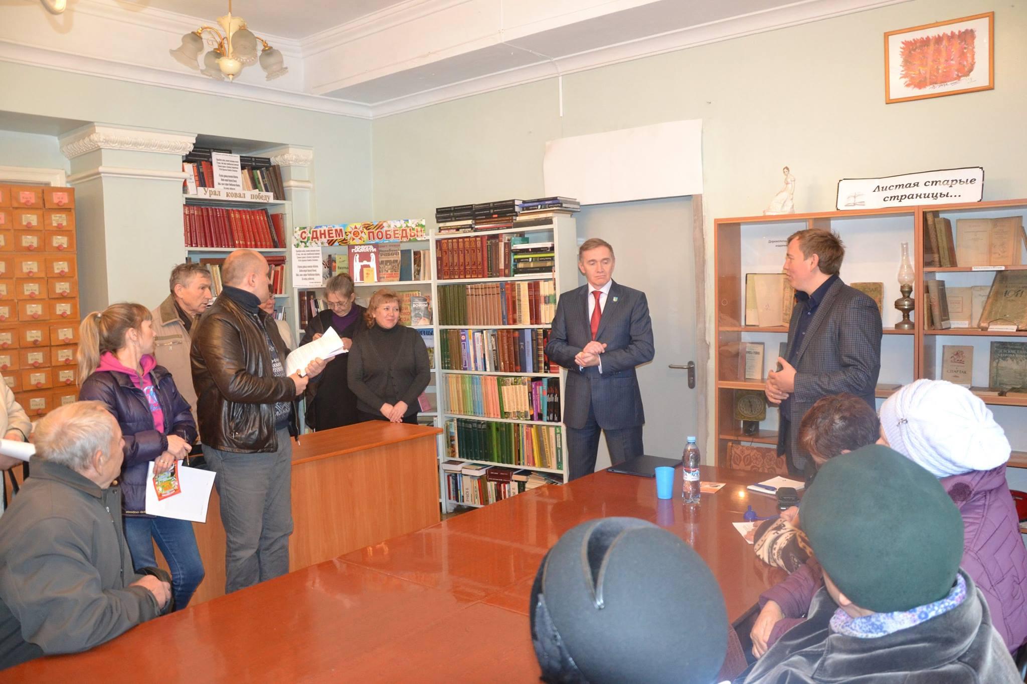 Как сообщил омбудсмен агентству «Урал-пресс-информ», в 2013 году руководство градообразующего пре
