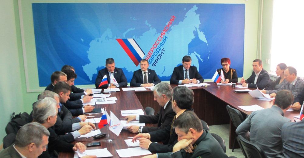 Как сообщил руководитель исполнительного комитета ОНФ в Челябинкой области Денис Рыжий, конференц