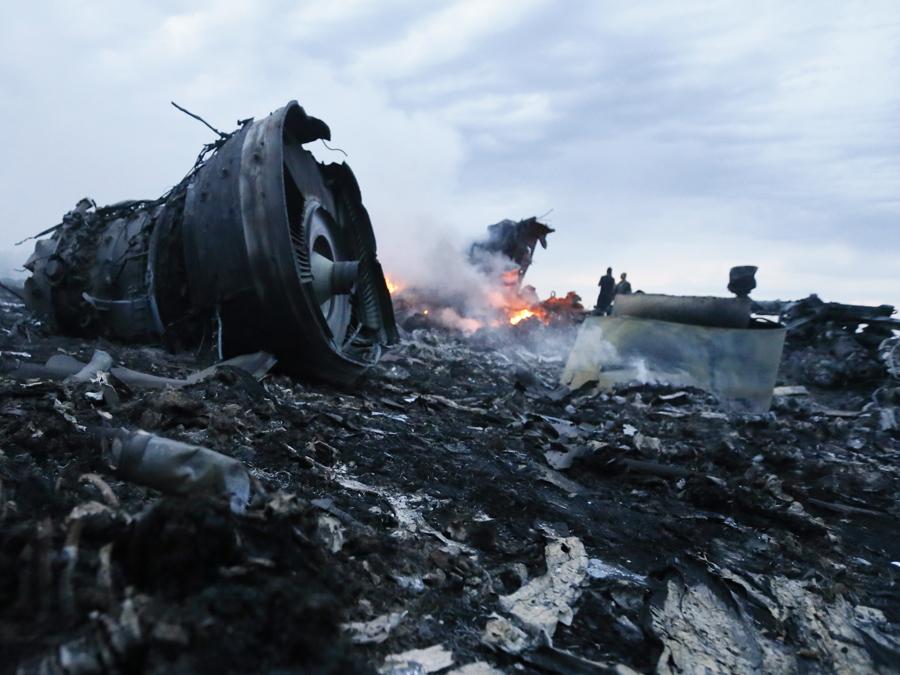 По версии российского ведомства, самолет не мог быть сбит зенитной ракетой серии 9М38 с боевой ча