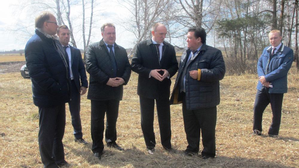 «Перед минсельхозом Челябинской области стоит задача оперативно довести до сельхозтоваропроизводи