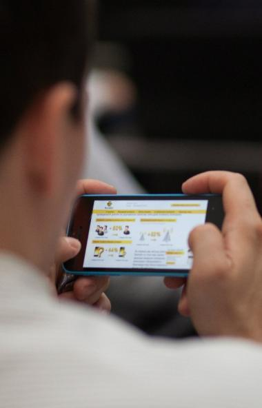Билайн сохраняет лидерство среди российских мобильных операторов по скорости роста сети 4G. Согла