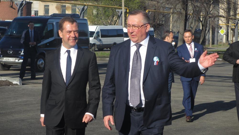 Возможный приезд главы федерального кабинета министра и лидера партии «Единая Россия» на Южный Ур